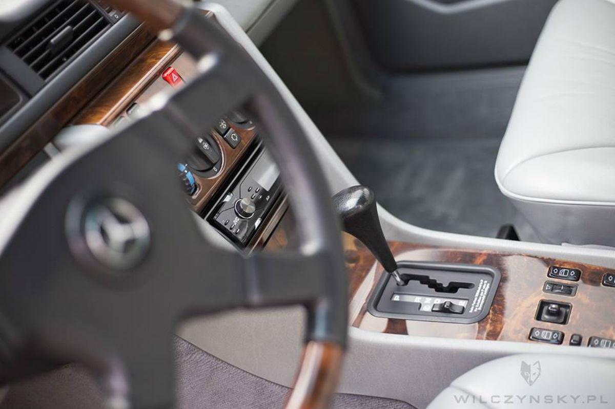 Autodetailing wnętrza samochodu - Wilczynsky
