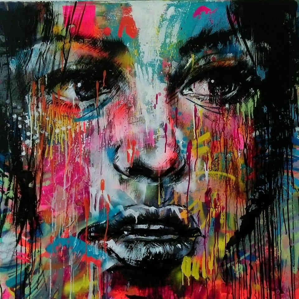 Szymon Hołubowski dziewczyna portret